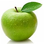 Зеленое яблоко - калорийность и пищевая ценность